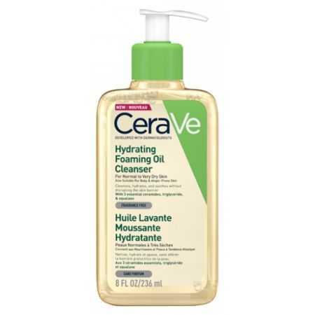 CeraVe Huile Lavante Moussante Hydratante 236 ml