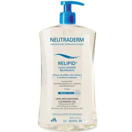 Neutraderm huile lavante 1L