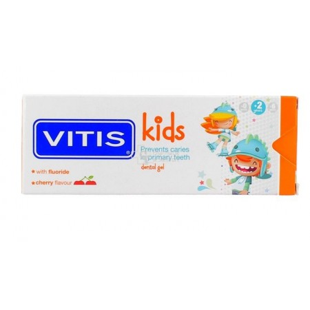 Vitis kids gel dentaire