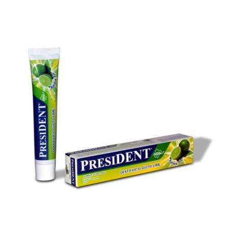 PRESIDENT DENTIFRICE JUNIOR 6 ANS GOUT CITRON 50 ML
