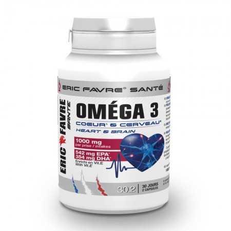 Omega 3 ERIC FAVRE 60 Capsules