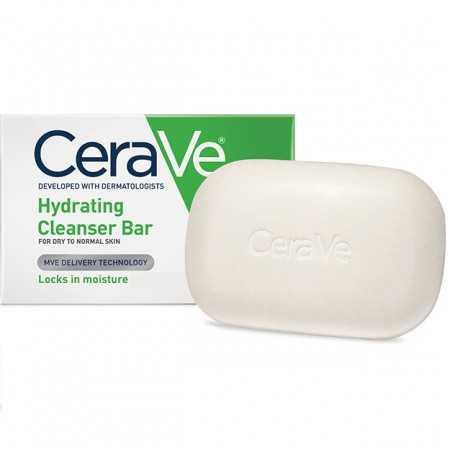 CERAVE Pain Hydratant Surgras 128G