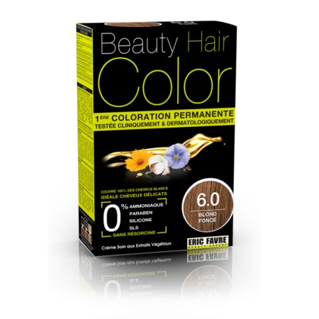 Beauty Hair Color 6.0 BLOND FONCE