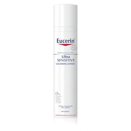 EUCERIN ULTRA SENSITIVE LOTION NETTOYANTE 100 ML