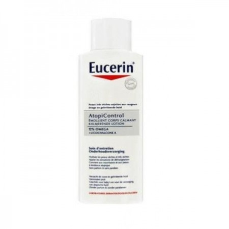 Eucerin Atopicontrol Emollient 12% Omega Corps 250 ml
