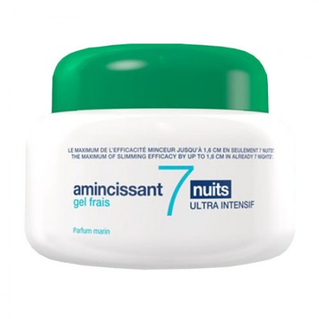 SOMATOLINE COSMETIC AMINCISSANT GEL FRAIS 7 NUITS ULTRA INTENSIF 400ML