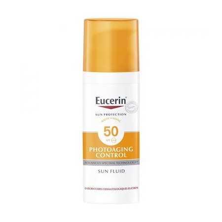 EUCERIN SUN FLUIDE ANTI AGE 50 ML