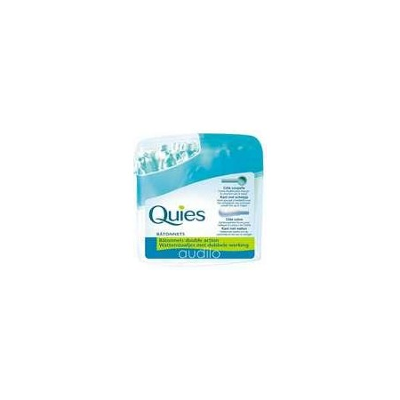 Bâtonnets Double Action Quies (100 bâtonnets)