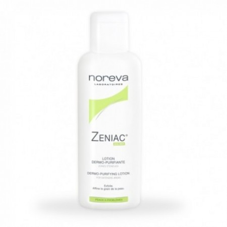 NOREVA ZENIAC LOTION DERMO-PURIFIANTE ZONES ETENDUES 125ML