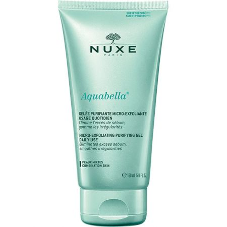 NUXE Aquabella® Gelée Purifiante Micro-Exfoliante usage quotidien - 150 ml