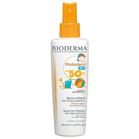 Bioderma spray enfants photoderm kid spf50+, 200ml