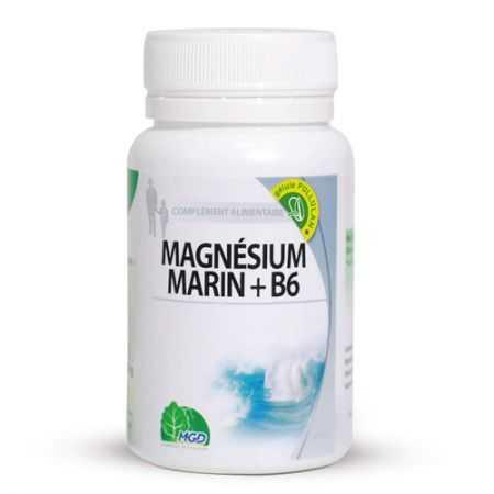 MGD NATURE MAGNÉSIUM MARIN + B6 30 GÉLULES