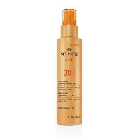 NUXE NUXE SUN, Spray Lacté Moyenne Protection SPF20 - 150 ml