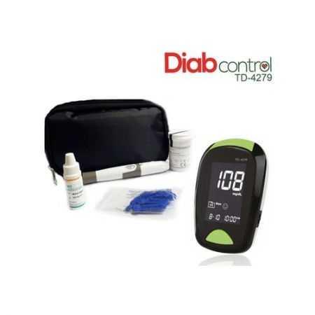 Diabcontrol TD-4279 kit lecteur de glycémie