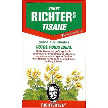 TISANE RICHTER'S TRANSIT