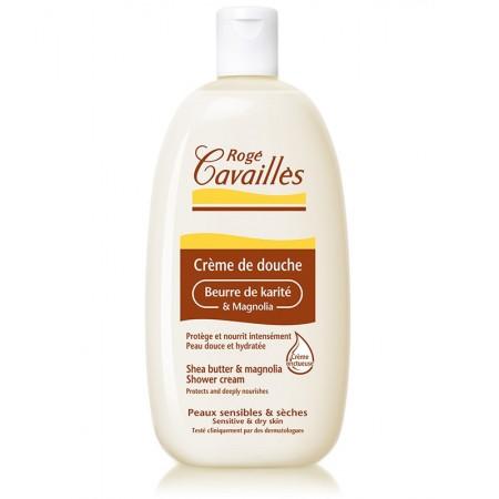 DOUCHE SOIN, Creme de Douche Beurre de Karite et Magnolia - 500 ml