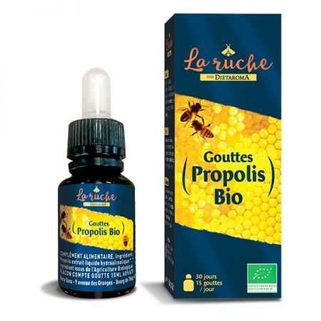 DIETAROMA  Gouttes propolis pur
