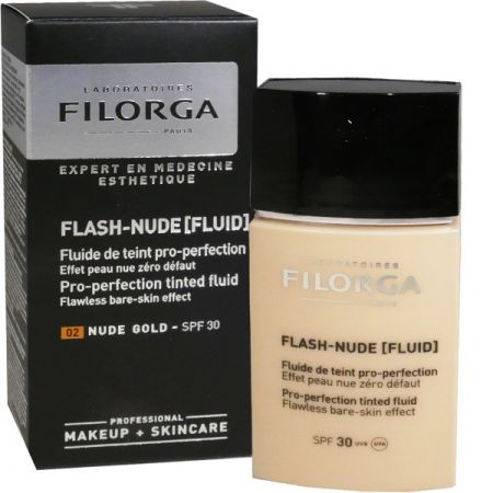FILORGA FLASH NUDE 02 NUDE GOLD 30ML