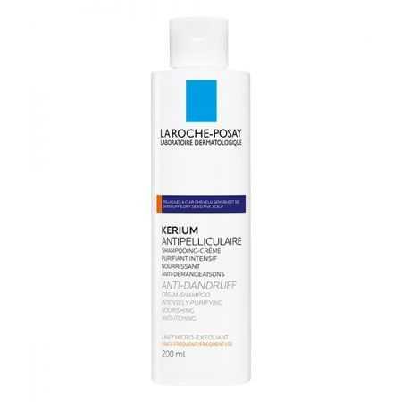La Roche-Posay Kerium Antipelliculaire Shampooing Cheuveux Secs (200 ml)