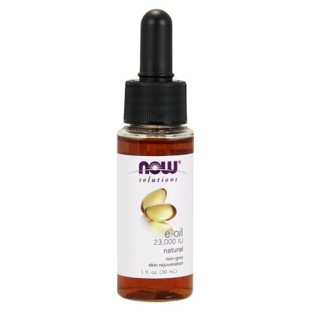 NOW Huile Vitamin E, 23,000 IU