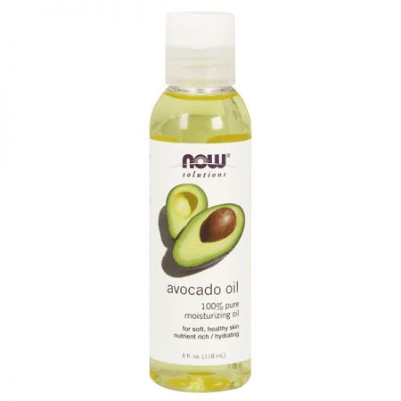 NOW Huile d'Avocat, 118 ml