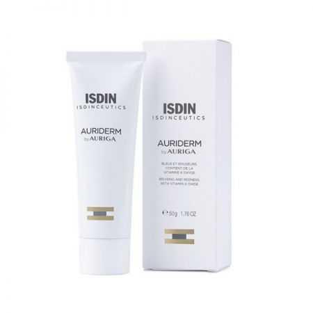 ISDIN Isdinceutics Auriderm Crème 50ml