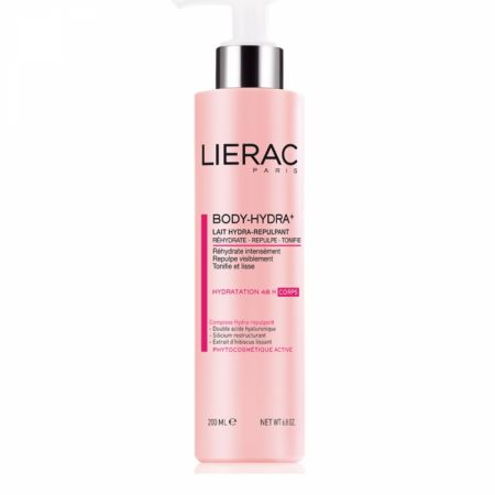 LIERAC BODY-HYDRA+ LAIT HYDRA REPULPANT 200ML