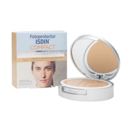 ISDIN Fotoprotector  Compact Sable SPF 50+ 10 g
