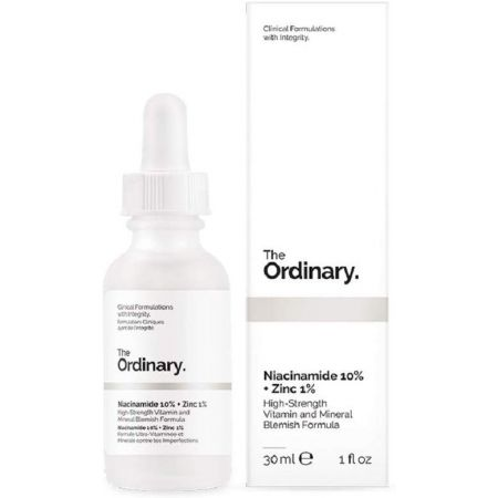 The Ordinary Niacinamide 10% + Zinc 1% / 30ml