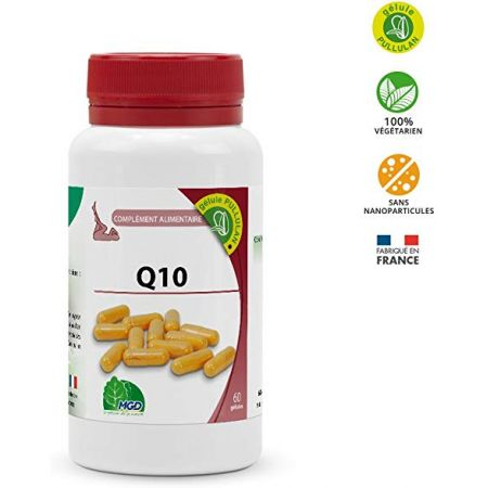 MGD Coenzyme Q 10 - 60 gélules