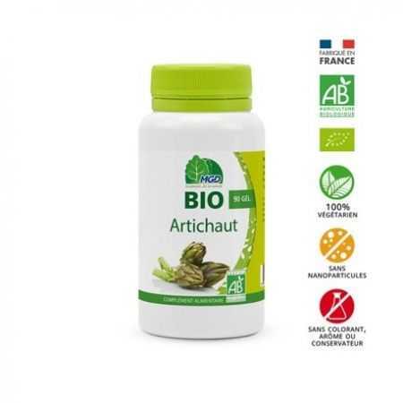 MGD NATURE bio artichaut 90 gelules