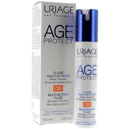 URIAGE Age Protect Fluide Multi-Actions SPF30- tube de 40 ml