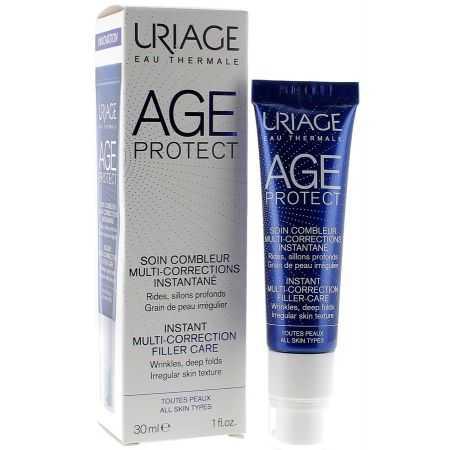 URIAGE AGE PROTECT Soin Combleur Multi-Corrections Instantané - flacon de 30 ml