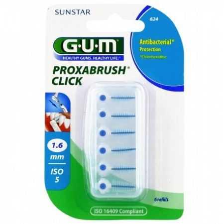 Gum Proxa Click 1,6mm 6 624