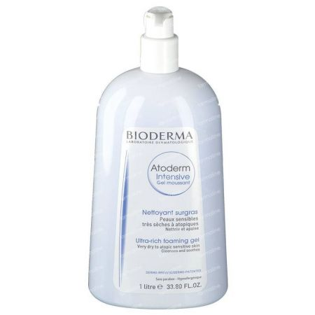 Bioderma Atoderm Intensive Gel Moussant 1l