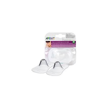 AVENT 2 PROTEGE MAMELONS TAILLE STANDARD