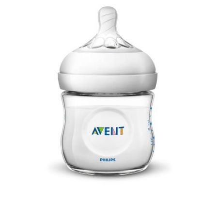 AVENT BIBERON NATURAL 125ML/4OZ