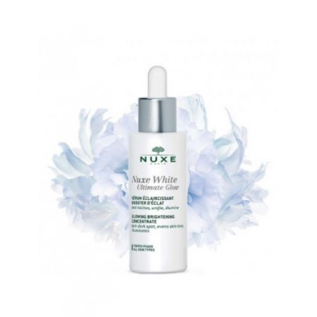 NUXE WHITE ULTIMATE GLOW SERUM ECLAIRCISSANT 30ML