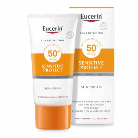 EUCERIN Sun Sensitive Protect Creme Spf50+ 50ml