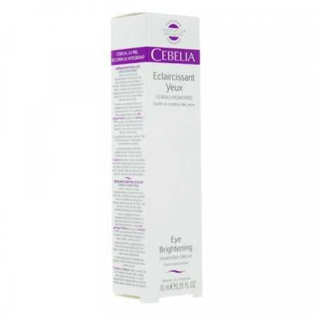 Cebelia Eclaircissant Yeux Cernes pigmentés 10 ml