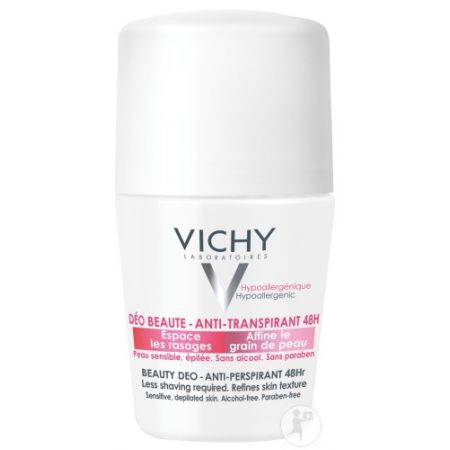VICHY Déodorant Eclaircissant anti-transpirant 48H