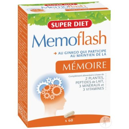 Super Diet Memoflash 60 Gélules