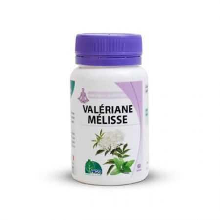 MGD Valériane et mélisse /60 GELULES