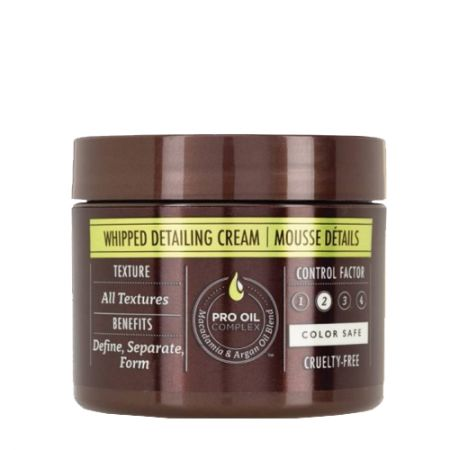 Macadamia Natural Oil Whipped Detailing Cream