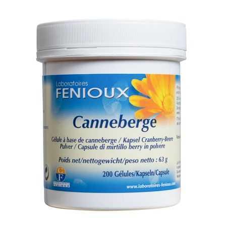 FENIOUX CANNEBERGE - 200 GÉLULES