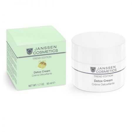 JANSSEN COSMETICS Crème Detoxifiante 50ml