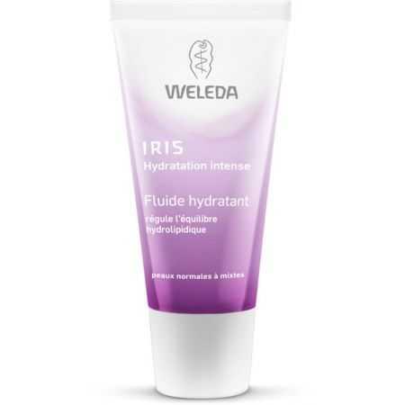 WELEDA  Fluide hydratant à l'Iris