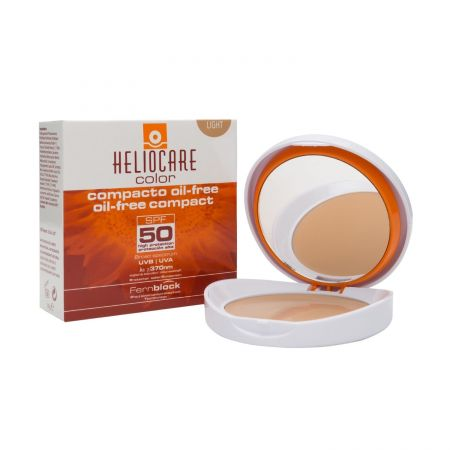Heliocare Color Compact Oil-Free SPF 50+ Light 10 g