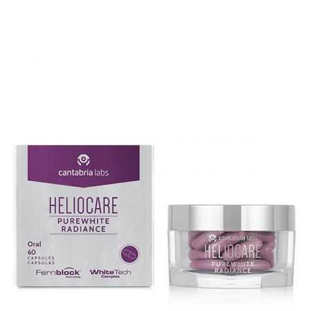 HELIOCAREOral Capsules Purewhite Radiance /60 CAP