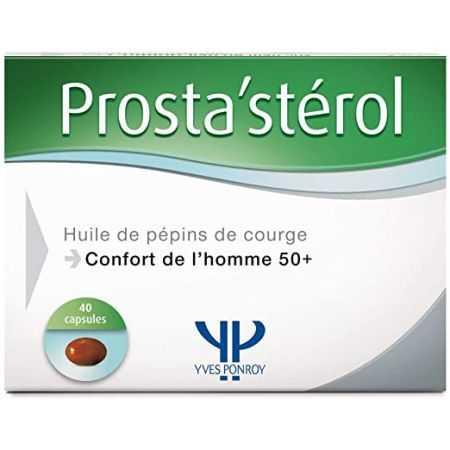 Prosta'stérol - Yves Ponroy - 40 capsules